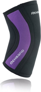 Rehband RX Elbow Sleeve - Purple