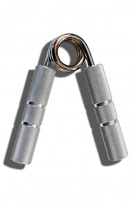Baraban Aluminium Handgripper with Chrome Spring