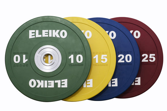 ELEIKO Sports Training Discs