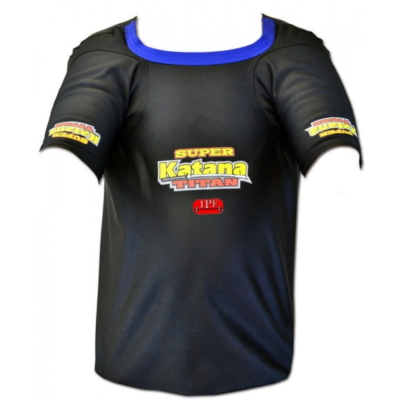 Titan Super Katana Bench Shirt with Low Cut Collar
