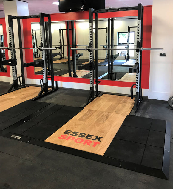 PROFESSIONAL PLATFORM TO FIT TECHNOGYM RACK