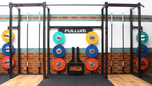 Pullum Back to Wall Rack