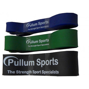 Pullum Assisted Pull-up Resistance Band Set