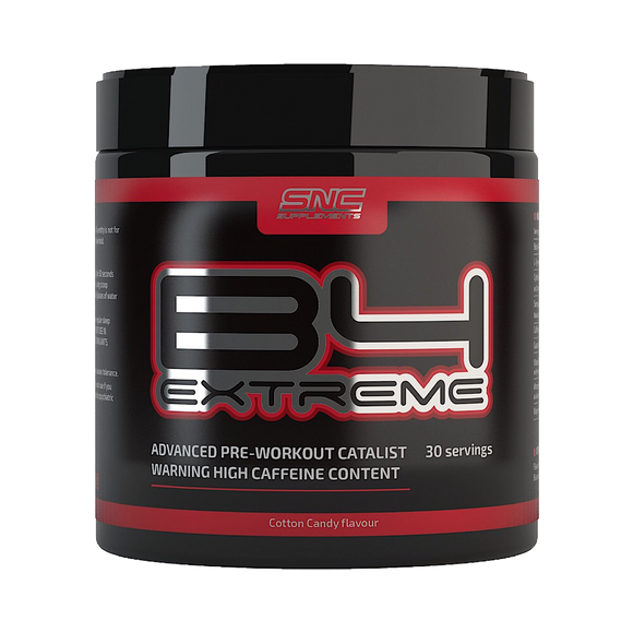 SNC - B4 Extreme Very Strong Pre-Workout