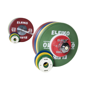 Eleiko 190/185kg Performance Training Set