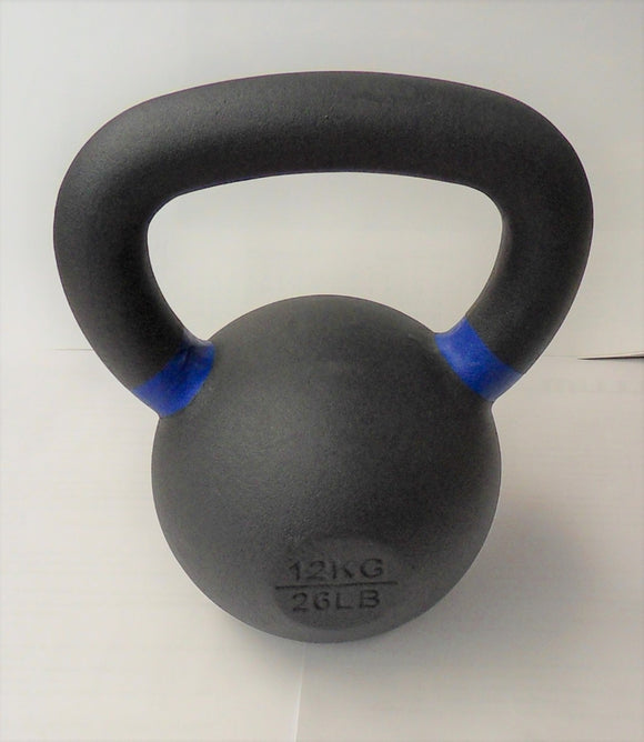 Colour splash Cast Iron Kettlebells