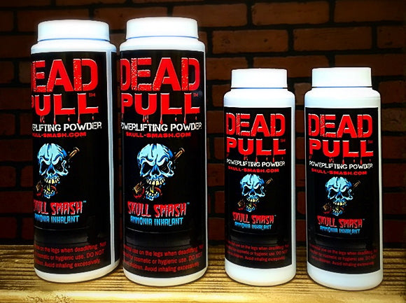 Dead Pull Powerlifting Powder