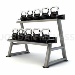 2 or 3 Tier Kettlebell Rack
