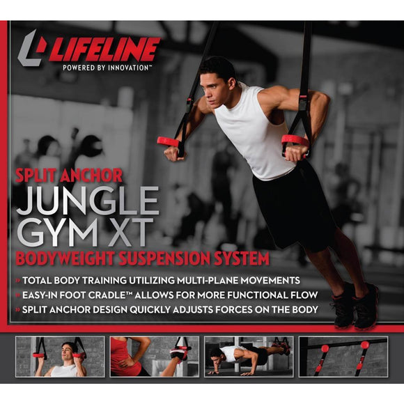 Jungle Gym XT - Suspension Training Kit
