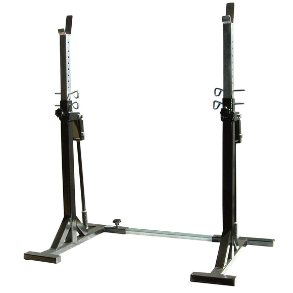 Pullum Pro-R Adjustable Ratchet Squat Stands