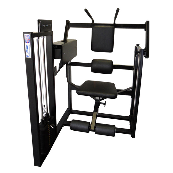 Pullum Pro-S Seated Ab Crunch Machine