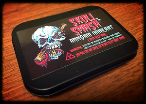 Skull Smash - Tin of single use Ammonia Capsules