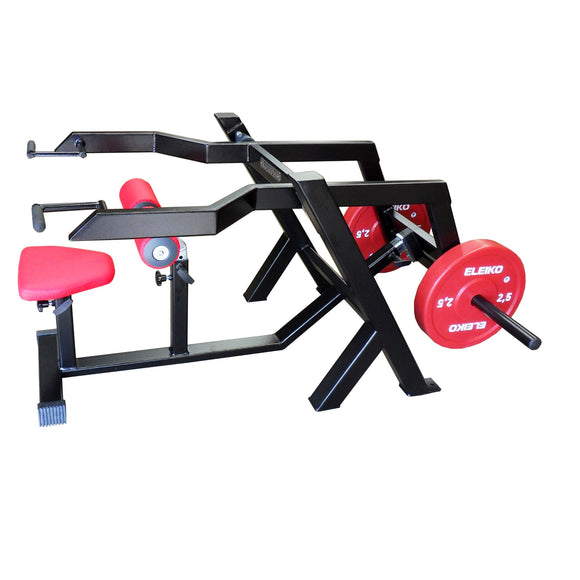 Pullum Pro-D Tricep Press/Seated Dip