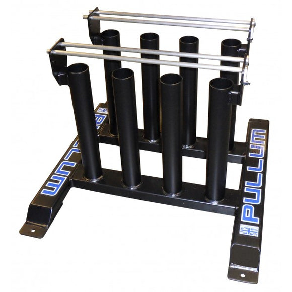 Pullum Pro-Lockable Olympic Bar Store