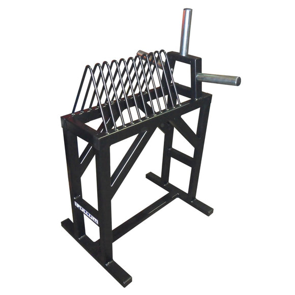 Pullum Pro-T 10 Slot Powerlifting Disc Rack