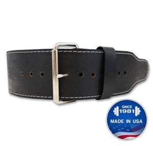 "Titan Texas 4"" x 4"" Training Belt"