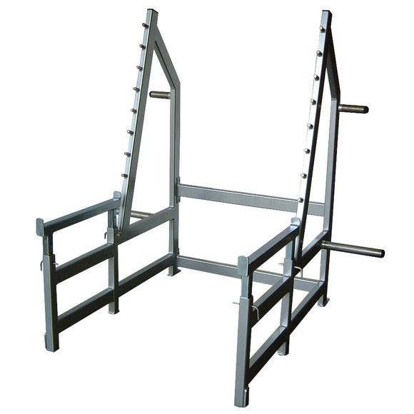 Pullum Pro-R Walk-in Squat Rack with Storage Pins