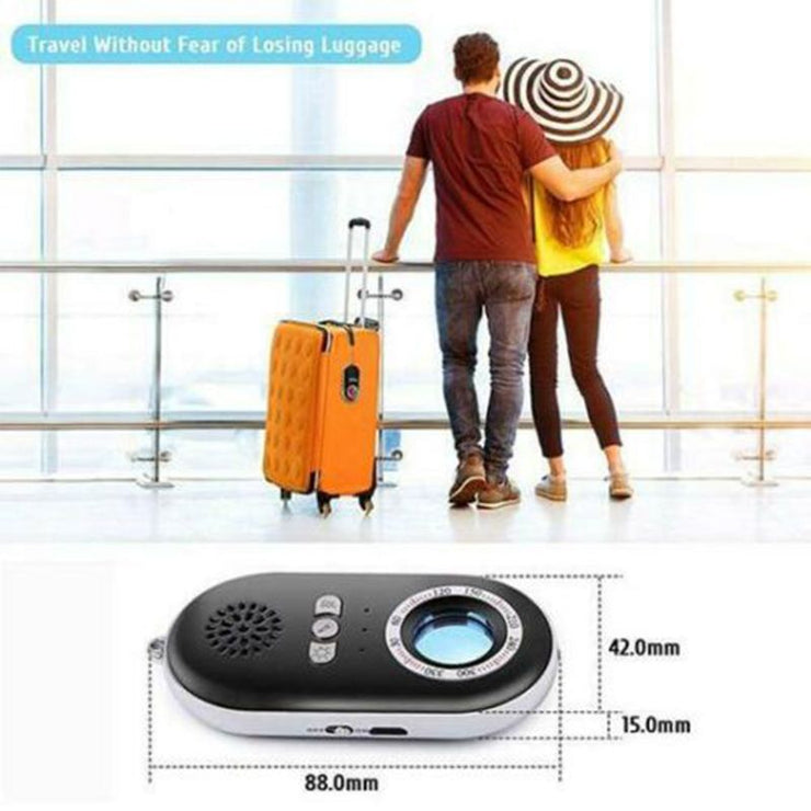 Multifunctional Infrared Detector - Luxelabeled