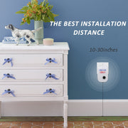 Ultrasonic Pest Control Repellent - Luxelabeled