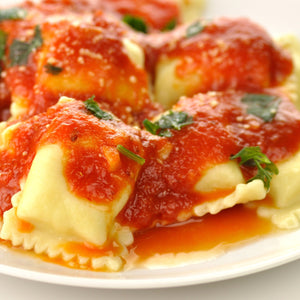 Ravioli for cheese