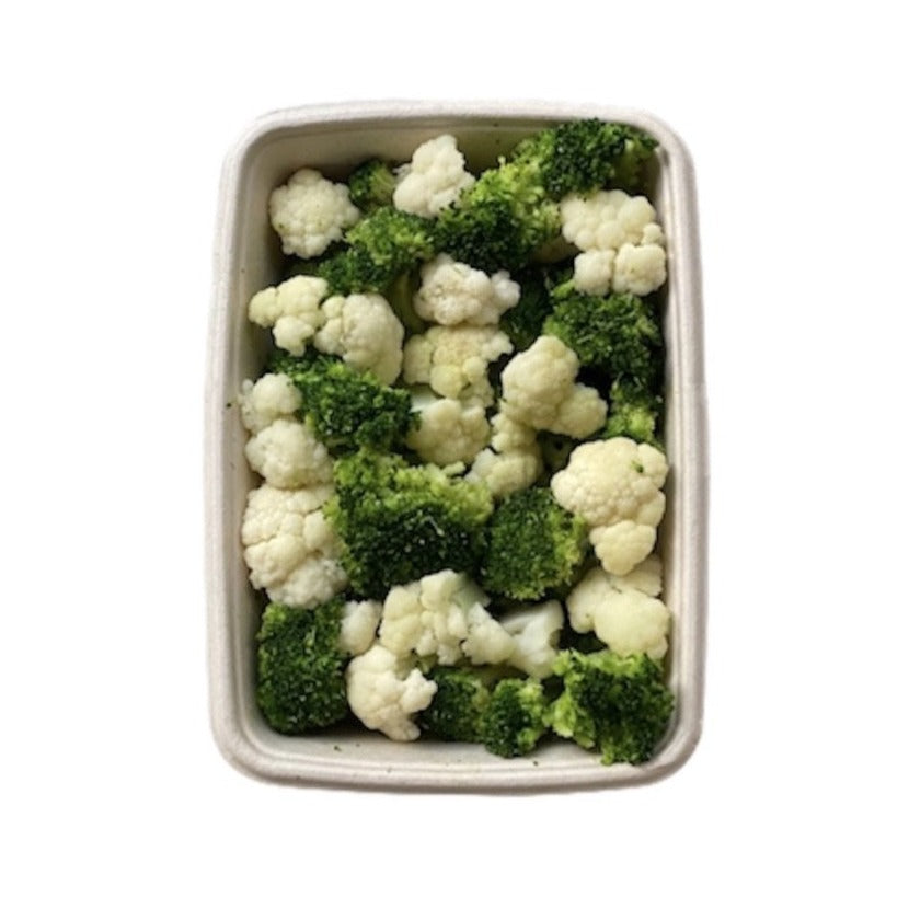 Broccoli & Cauliflower Meddle