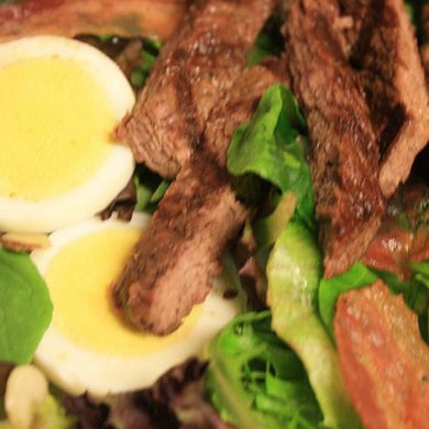 Renzo's Steak Salad