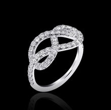 Load image into Gallery viewer, Infiniti Diamond Ring