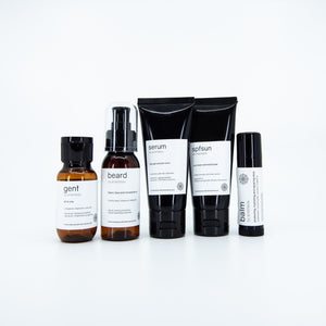 skincare for him gift