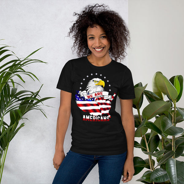 We Are Americans T-Shirt