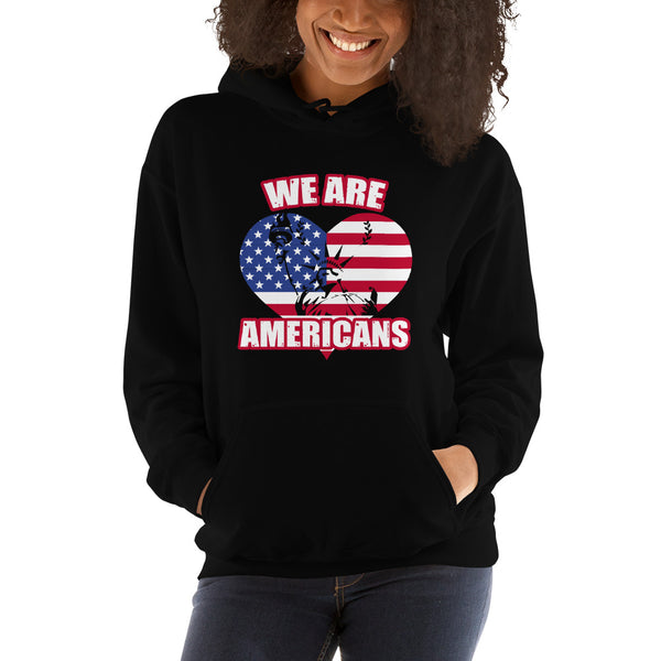 We Are American Hoodie