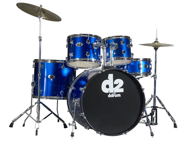 DDRUM D2 5pc Drum Set