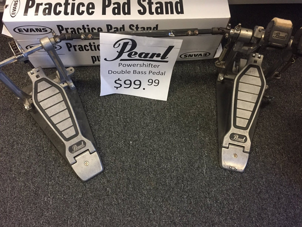 Pearl Powershifter Double Pedal