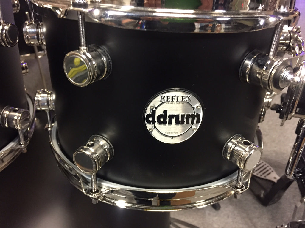 Ddrum Reflex 5 Piece Pocket Kit/ FREE 10 INCH ADD ON