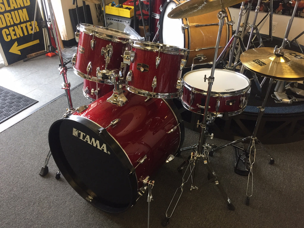 Tama Imperialstar 5pc Complete Kit For 2019