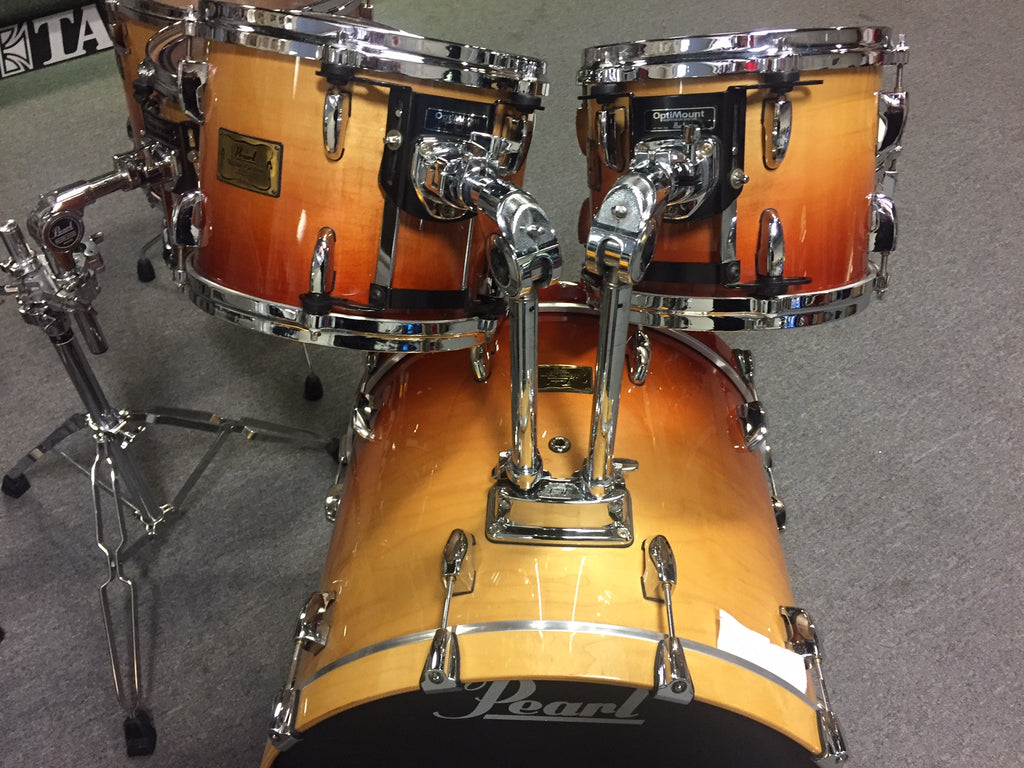 Pearl Masters Custom 6 piece set