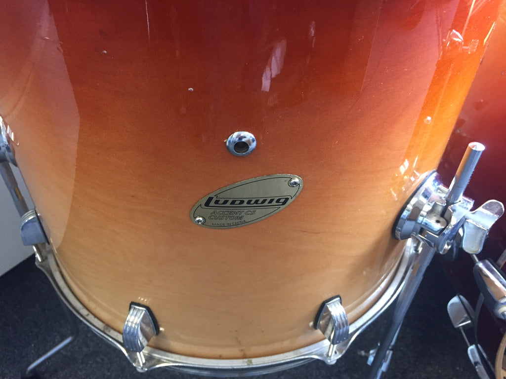Ludwig accent custom 5 piece