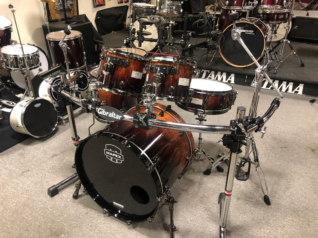Mapex Monster 6 Piece Saturn Drum Set / Rack and Hardware