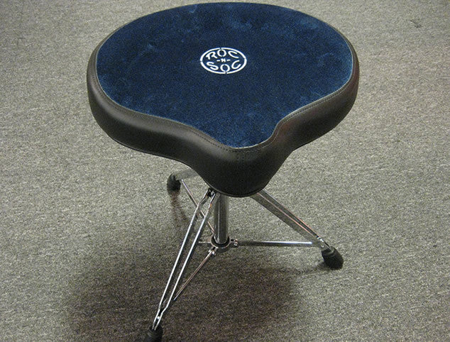 Roc-N-Soc Mac Saddle Manual Spindle Throne