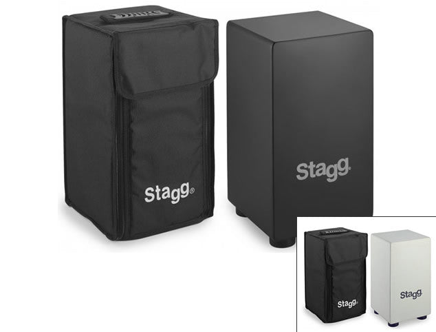 Stagg Children's Mini Cajon with Case