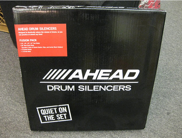 Ahead Drum Set Silencer Pads -  Standard and Fusion Sizes