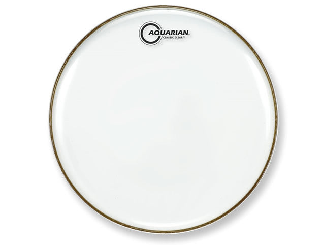 Aquarian CCSN14 Classic Clear Snare Side Bottom Head