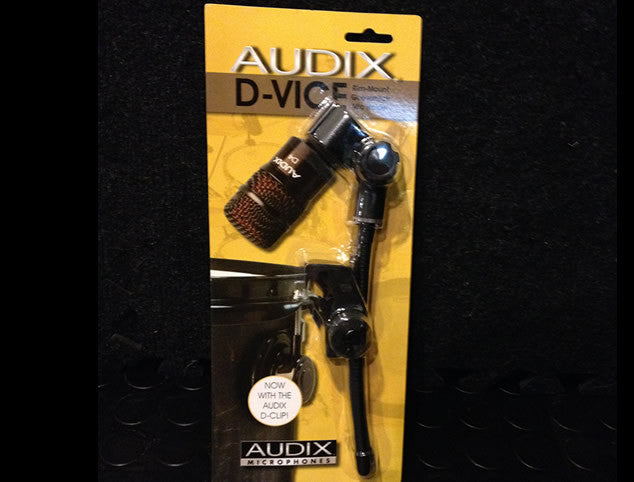 Audix Device Gooseneck Type Mike Holder