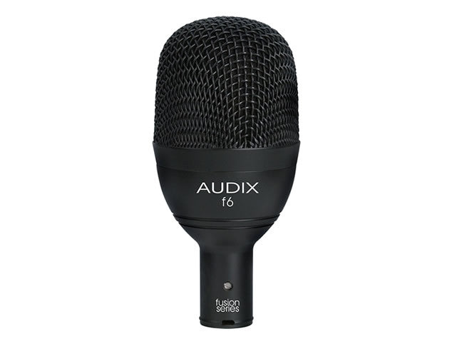 Audix Fusion Series F6 Bass Drum Microphone