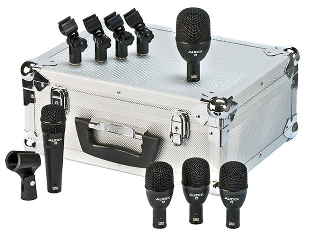 Audix FP5 Microphone Package for Drum Sets