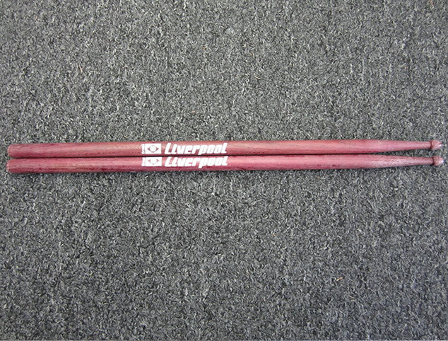 Liverpool Brazilian Wood Drumsticks - 5A Size