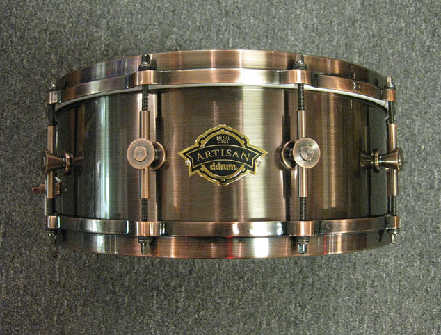 DDRUM 5.5x14 Iron Snare
