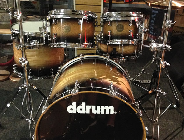 ddrum Dios Ash Drum Set with RX Hardware