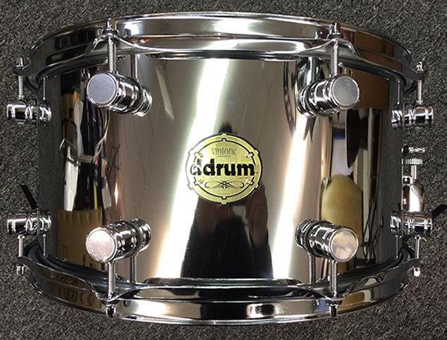ddrum 8x14 Steel Snare