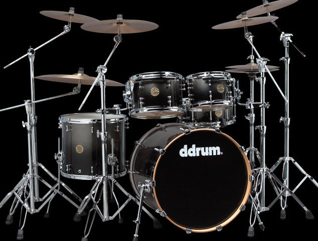 DDRUM Dios M Maple 5 pc Player Drum Set Shell Pack
