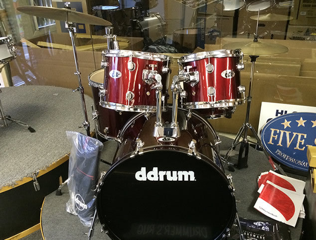 ddrum Demo Beginner Kit